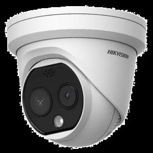 cámara minidomo termográficas